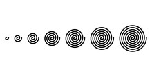 Development Of Linear Spirals ...