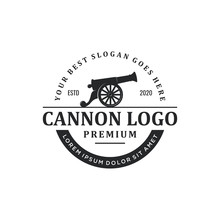 Cannon Logo Design