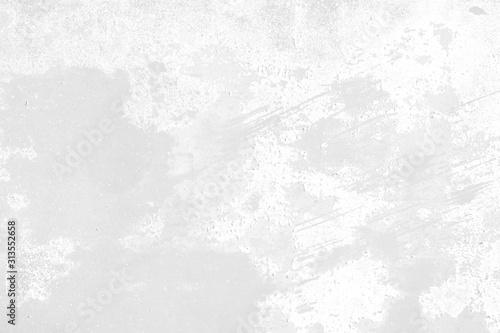 Carta da parati  Sehr helle weiß graue Textur mit Flecken