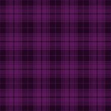 Purple Tartan Plaid. Stylish T...