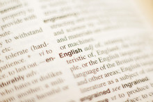The Definition Of The Word Eng...