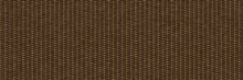 Basket Weave Seamless Texture, Long Background, 3d Illustration