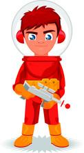 Space Cadet Boy