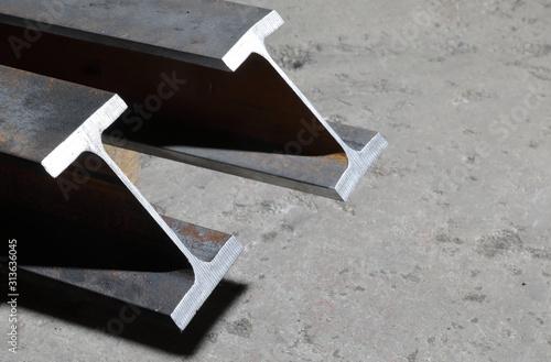 Profilati di acciaio  per carpenteria metallica Wallpaper Mural