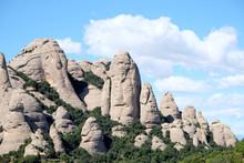 Elephant Rock At Montserrat In...