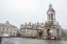 Dublin, Ireland »; March 2017: Historic Center Of The City Of Dublin