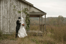 A Ghostly Wedding In The Count...