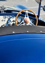Classic Sports Car Interior Cl...