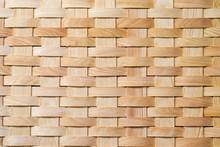 Wood Basket Background
