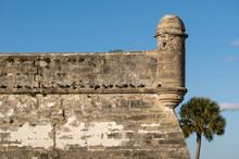 Watch Tower At The Castillo De...