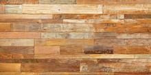 デコラティブな木製ボードの背景素材