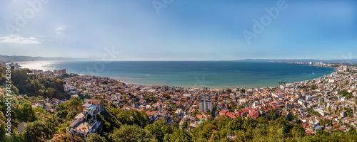Obraz Scenic view of Puerto Vallarta, Jalisco, Mexico. - fototapety do salonu