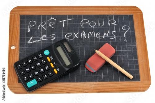 Foto Prêt pour les examens