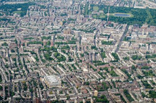 Photo  Chelsea and West Kensington, Aerial View
