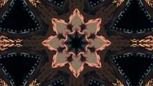 Kaleidoscope Mandala Art Desig...