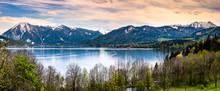 Tegernsee Lake - Bavaria - Ger...
