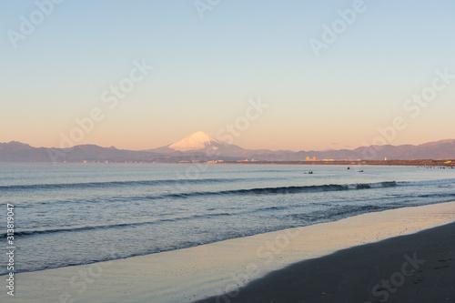 Fotografia, Obraz Enoshima is a typical tourist destination of Shonan