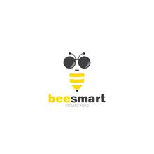 Bee Smart Logo Design
