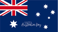 Happy Australia Day Poster Or ...