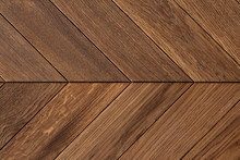 Close-up On Hardwood Floor Parquet