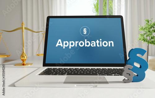 Photo Approbation – Recht, Gesetz, Internet