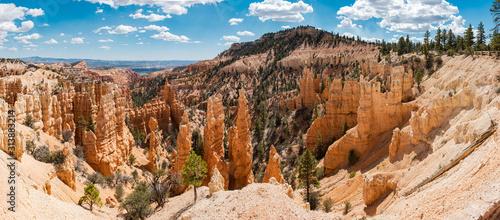 Leinwand Poster Bryce Canyon National Park, Utah, USA