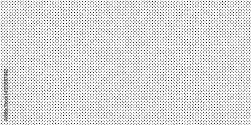 Abstract halftone black and white vector background Canvas-taulu