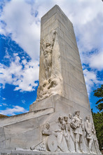 Alamo Heroes Cenotaph Memorial San Antonio Texas