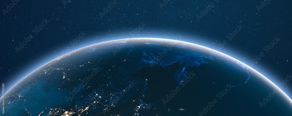 Fototapeta Earth from space