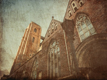 Old Catholic Cathedral.