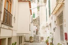 Walkway Of Amalfi