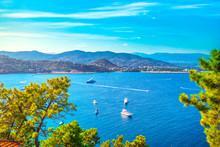 Cannes La Napoule Bay View. Fr...