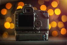 Professional Dslr Camera Body ...