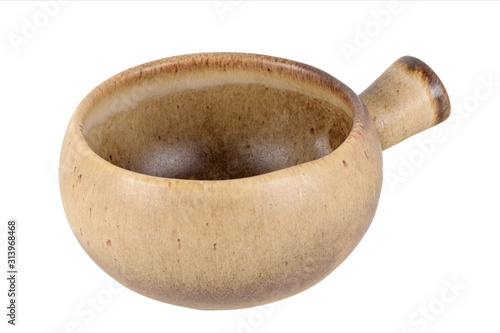Foto Rustic clay pot