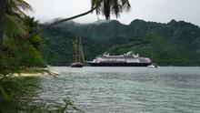 Moorea, Tahiti French Polynesi...