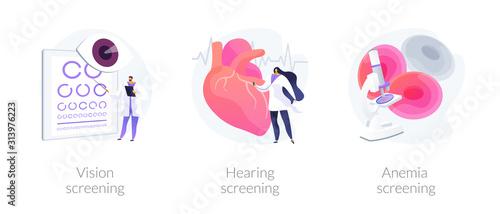 Health condition diagnostics Wallpaper Mural