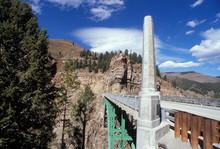 Green Bridge, Scenic Colorado ...