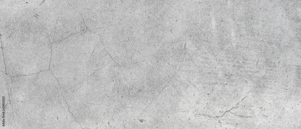 Fototapeta concrete wall texture background, gray abstract pattern