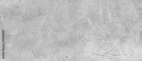Obraz concrete wall texture background, gray abstract pattern - fototapety do salonu