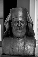 Statue Of Archbishop Makarios,...