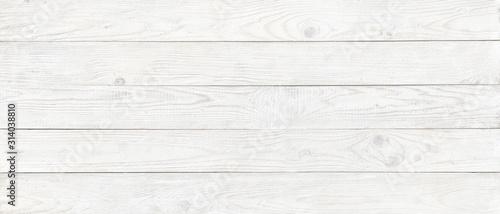Fototapeta wood texture, old wooden board pattern, white copy space obraz