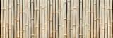 Nice bamboo facade