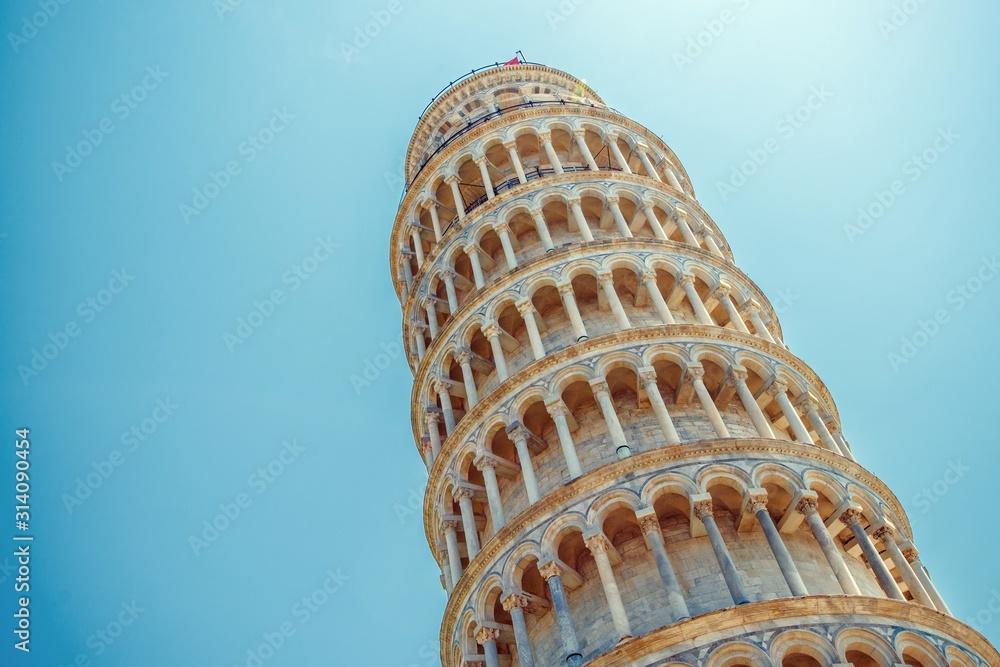 Fototapeta Pisa Leaning Tower