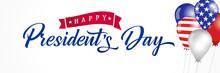 Happy Presidents Day USA Ballo...