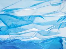 Patterns Of Blue Plastic Bottl...