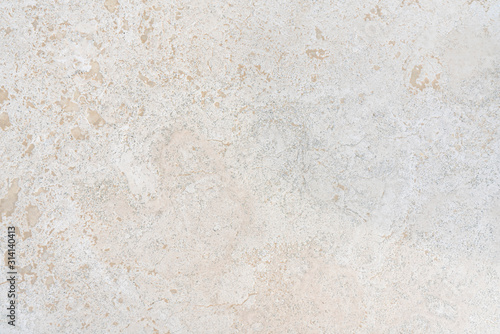 Obraz Beige limestone similar to marble natural surface or texture for floor or bathroom - fototapety do salonu