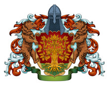 Imperial Coat Of Arms - Herald...