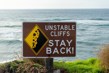 Unstable Cliff - Stay Back Sig...