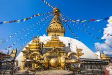 Swayambhunath, Monkey Temple I...