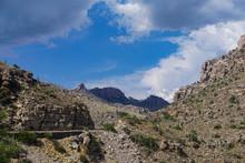 Santa Catalina Mountains Above...